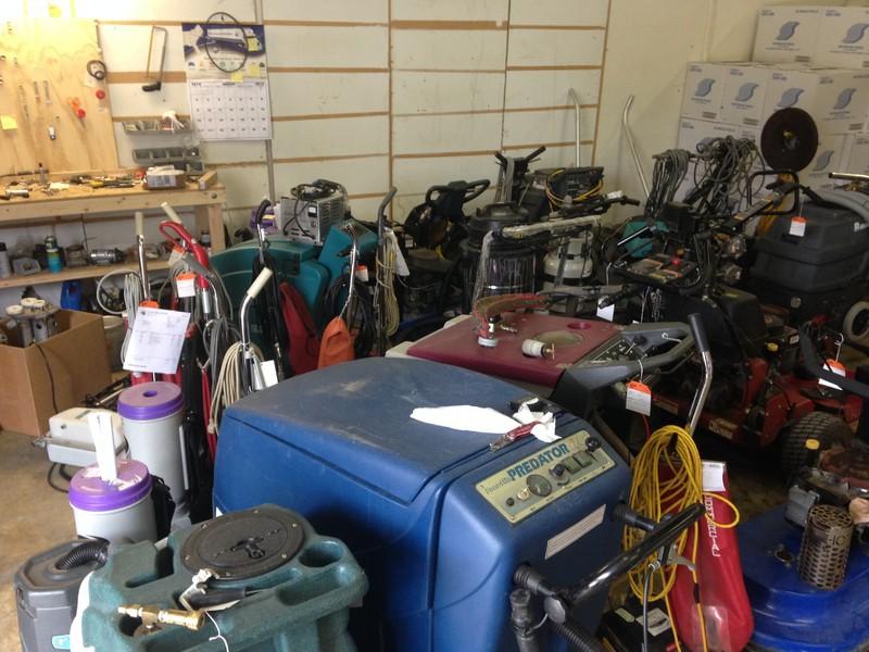 Maintenance Service Janitorial Equipment Repair Atlanta